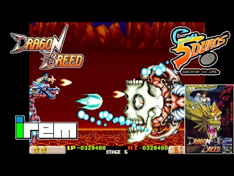 "DRAGON BREED - ""CON 5 DUROS"" Episodio 902 (+ver Atari ST) (1cc)"