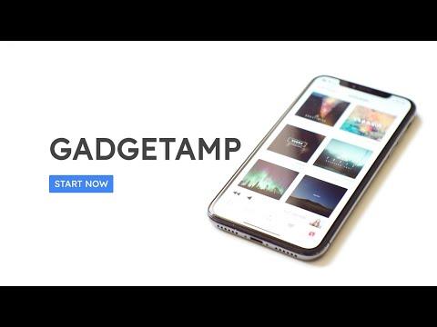 Mobirise Gadget Website Theme   GadgetAMP