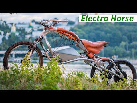 Off-Road Electric Trike 220KM Range - Electro Horse