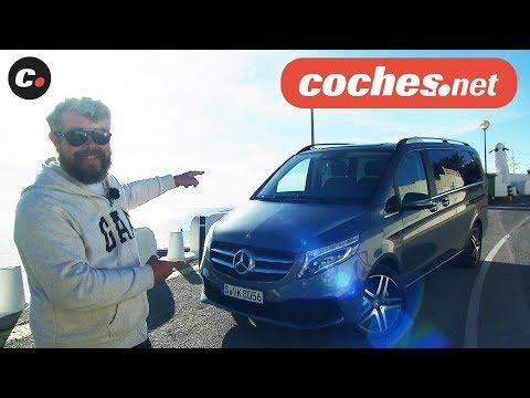 Mercedes-Benz Clase V 2019 | Primera prueba / Test / Review en español | coches.net