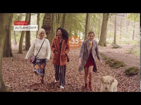 matalan.co.uk & Matalan Promo Code video: Autumn looks made easy!