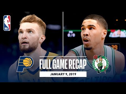 Full Game Recap: Pacers vs Celtics | Balanced Attack Leads Boston