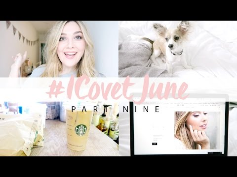 THE LAST VLOG! | #ICOVETJUNE | I Covet Thee