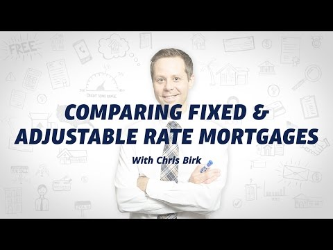 Fixed Rate vs. ARMs: Interest Rate Options from Veterans United Home Loans