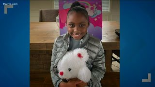 Community supports family of 7-year-old shot in Buckhead