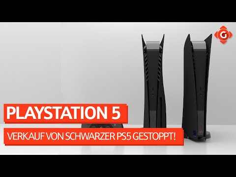 Verkaufsstop für schwarze PS5! CS:GO: Valve schickt die BOTs in Rente! | GW-NEWS 11.01