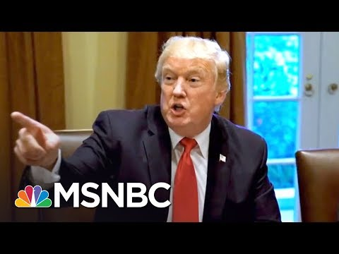 connectYoutube - Who Sets President Donald Trump's Immigration Policy? Him... Or His Staff?   The 11th Hour   MSNBC
