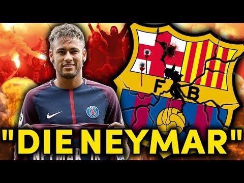 Is Neymar The Most HATED Man In Barcelona?!   Futbol Mundial