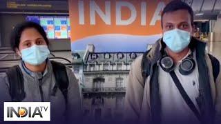 Vande Bharat Mission: Indian nationals in US express gratitude to Indian govt - INDIATV