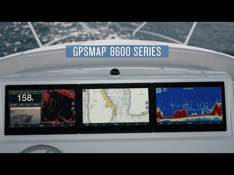 Garmin GPSMAP® 8600 Series: Total control now more compact