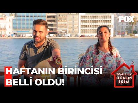 İzmir Haftasının İki Birincisi Belli Oldu!  - Temizlik Benim İşim 265. Bölüm
