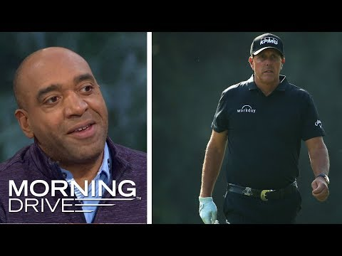 What is Phil Mickelson's motivation in 2020? | Morning Drive | Golf Channel