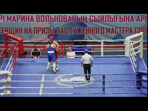 МТ среди женщин на призы ЗМС М. Вольновой. Астана-2019