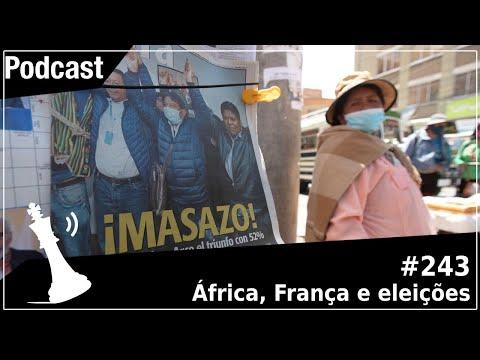 Xadrez Verbal Podcast #243 - África, França e eleições