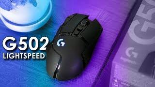 Vidéo-Test : Logitech G502 Lightspeed | TEST | Enfin en sans-fil !