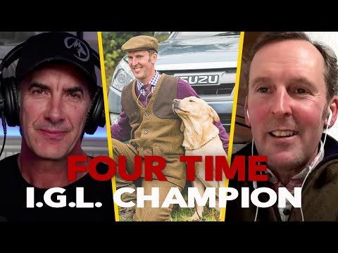 David Latham IGL Gun Dog Labrador Champion - Podcast Episode 71