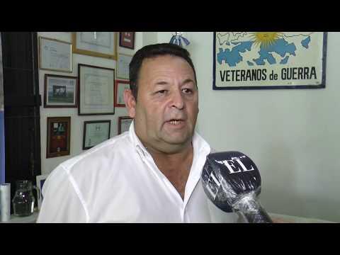 ENTREGA DE ALCOHOL EN BARRIO COSTA AZUL DE SANTO TOMÉ