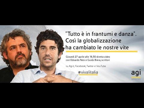 #vivalitalia con Edoardo Nesi e Guido Brera