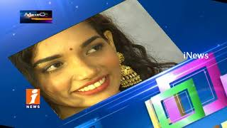 Miss Hyderabad Finalist Ramp Walk For Jewellery Fashion Show In Hyderabad | Metro Colours | iNews