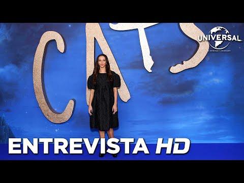 CATS - Entrevista a Francesca Hayward