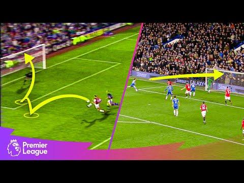 BRILLIANT Bergkamp & Mata Goals! | Premier League | Classic Goals From MW26 Fixtures