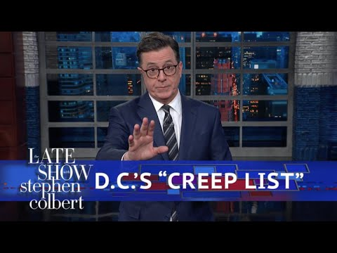 Female Lawmakers In D.C. Have A 'Creep List'