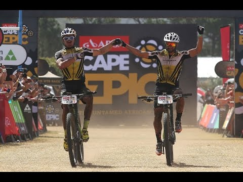ABSA Cape Epic 2017– Stage 1 – Untamed Action