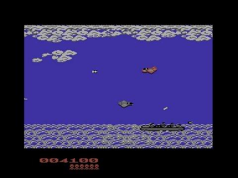 Canal Homebrew: F-Clash 64 (Canseco) C64 en Explora Commodore 2017