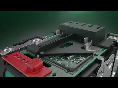 Metabo LiHD - CAS Batterisystem