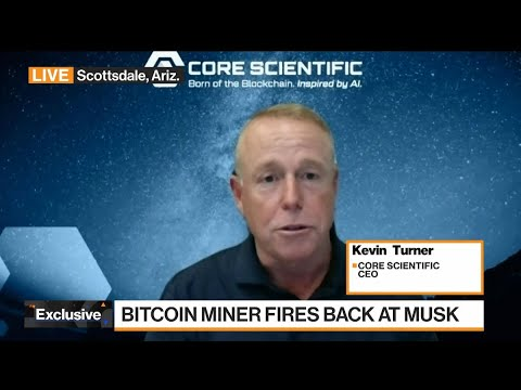 Core Scientific CEO Fires Back at Musk on Bitcoin