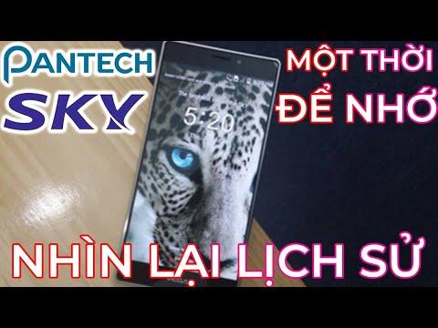 Hồi ức hơn 20 năm điện thoại Pantech Sky   TECHMAGVN