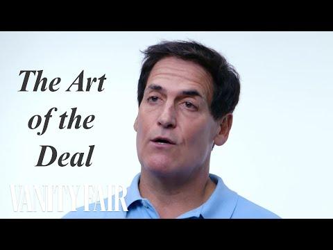 "connectYoutube - Mark Cuban and CEOs React to Trump's ""Art of the Deal""   Vanity Fair"