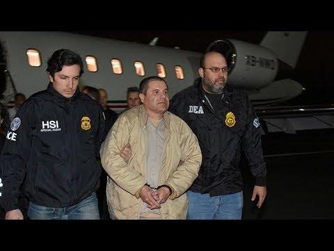 4 claves para comprender el extraordinario juicio contra el narcotraficante el 'Chapo' Guzmán
