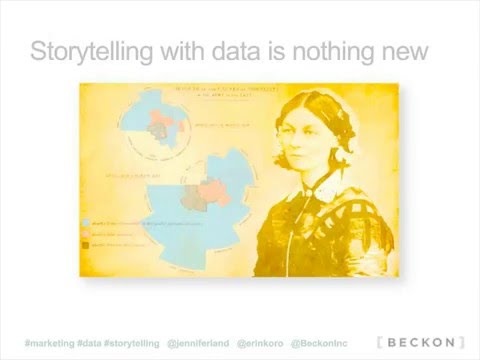 Storytelling with Data Webcast