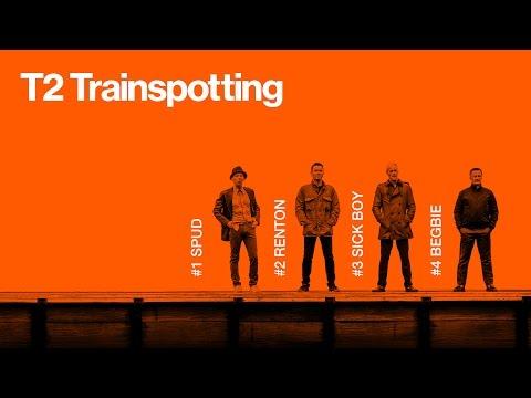 T2 TRAINSPOTTING. Dirigida por Danny Boyle. En cines 24 de febrero.