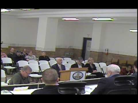 2017-02-21 Board of Supervisors Meeting Part 2 of 2