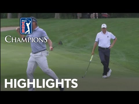 Top-5 shots | Round 3 | American Family Insurance