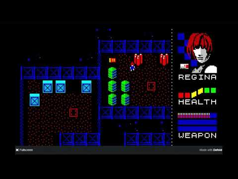 Dino Strike, demo of Dino Crisis -Play in browser-