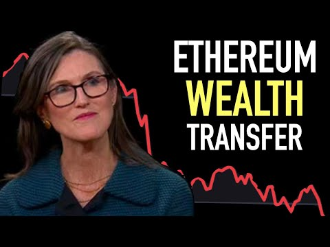 Cathie Wood: Ethereum Wealth Transfer! – Investing Made Simple – Nathan Sloan