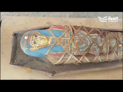 جديد الإكتشافات حول  أسرار الحضارة الفرعونية
