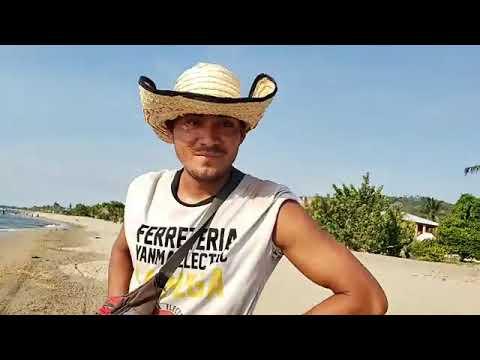 Desde las playas de Trujillo Colon Honduras disfrutando un Domingo