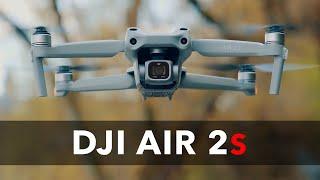 vidéo test DJI Air 2S par Steven