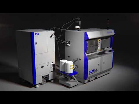 Powder Supply Unit PSV
