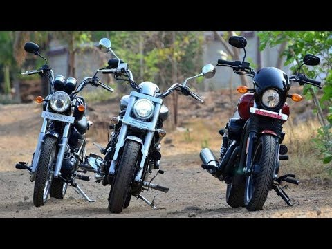connectYoutube - Royal Enfield vs Harley-Davidson - Street Bob Vlog   Faisal Khan