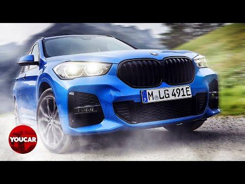 BMW X1 xDrive25e M Sport (2020) Design, Interior, Driving