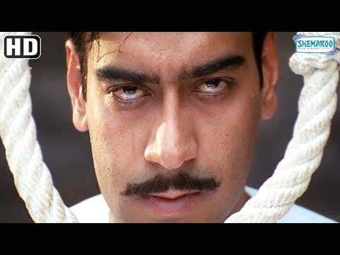 connectYoutube - Climax Scene 'The Legend Of Bhagat Singh' - Ajay Devgan, Amrita Rao - Best Patriotic Movie