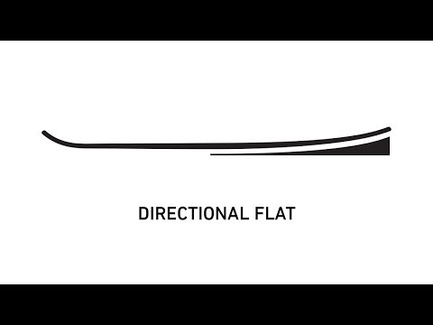 Burton Board Bends: Directional Flat Top?
