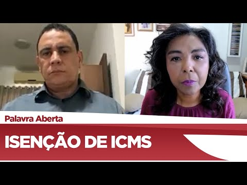 Da Vitória defende prorrogação na isenção de ICMS - 20/07/2021
