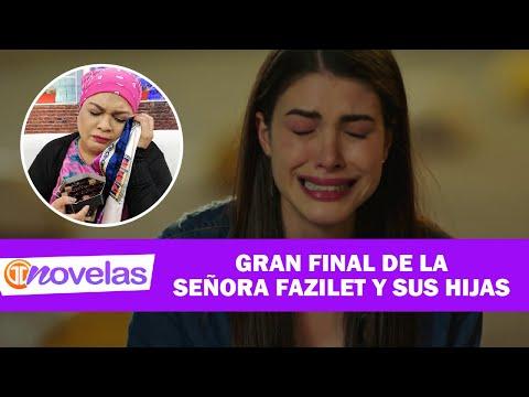 NOVELAS TELEMETRO | GRAN FINAL DE LA SEÑORA FAZILET Y SUS HIJAS