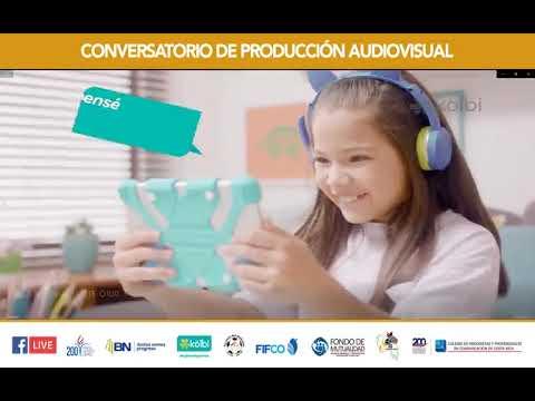 Conversatorio: El aporte de las mujeres en la Producción Audiovisual Costarricense